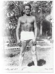 Joseph H Pilates founder of modern day pilates