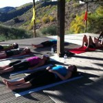 Pilates Retreat Spain Class